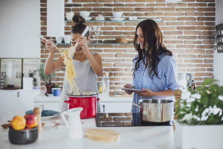 Aluminiumfolie kan anvendes til alle typer af madlavning