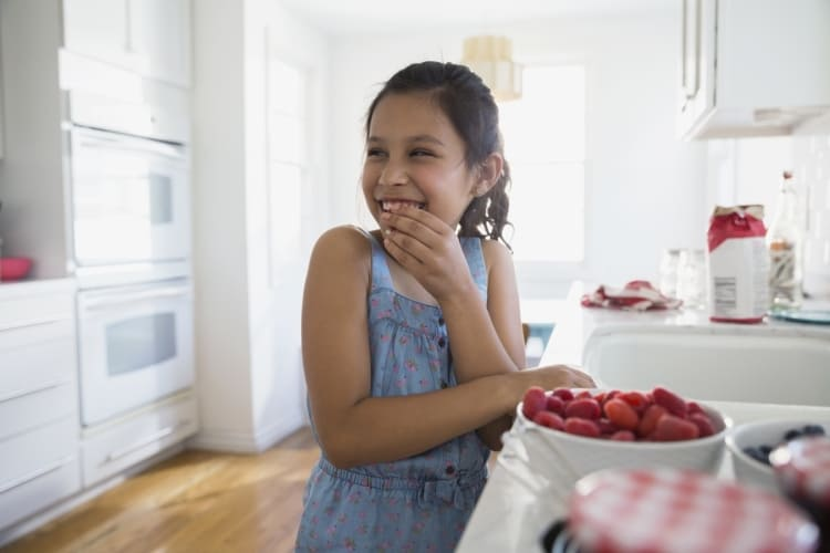 Plastfolie kan anvendes til alle typer af madlavning